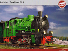 LGB G SCALE NEW ITEMS CATALOG 2014 | NOS | TMS-1074