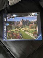Ravensburger 1000 Piece Jigsaw Puzzle Sir Walter Scott's House