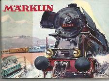 MÄRKLIN katalog 1954 D 54 D sfrs. mit Gutschein Schweiz neuheit DA 800