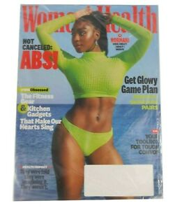 New Women's Health Fitness Magazine Not Canceled Abs ! Normani Her Best Move