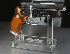 Acrylic display stand for Blade Runner M2019 blaster pistol prop replica