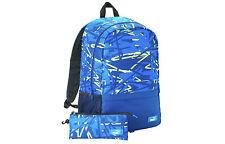 Puma 25L Backpack & Pencil Case - Blue