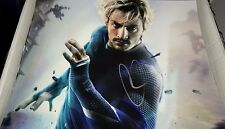 Aaron Taylor-Johnson Avengers Quicksilver Signed 11x14 Autographed Photo COA ATJ
