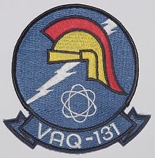 US Navy Aufnäher Patch VAQ 131 Electronic Attack Squadron 131 .........A2569