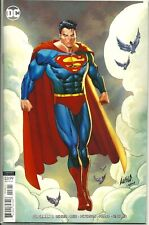 SUPERMAN #8! BENDIS! NM! ROB LIEFELD VARIANT COVER!