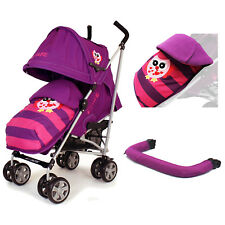 iSafe Buggy Stroller Owl & Butto...