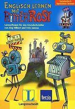 Ritter Rost - Englisch lernen mit Ritter Rost von Te...   Software   Zustand gut