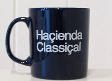 Rare NEW Unused The Hacienda Classical Limited Edition Ceramic Mug Cup 2016