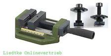 Proxxon 20392 Primus-Maschinenschraubstock 75 + Primus Befestigungssatz 203394
