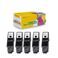 5-Pack DW905 Black (Series 20) Compatible Ink Cartridge for Dell P703w