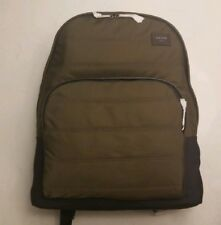 Jack Spade,  Quilted Nylon Leather Backpack, NWT $348, Gift for Him