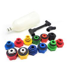 15pcs Car Engine Oil Funnel Filler Adaptor Set for Audi VW BMW BENZ Toyota Ford