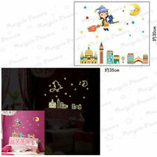 Unbranded Girl Plastic Wall Decals & Stickers