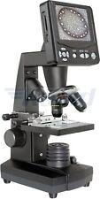Bresser Optik Biolux USB SD-Carte LCD Microscope