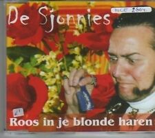 (BD997) De Sjonnies, Roos In Je Blonde Haren  - CD