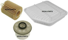 FOR LEXUS IS220D 2.2TD 05 06 07 08 09 10 SERVICE PARTS KIT OIL AIR FUEL FILTER
