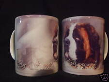 Tasse / Mug - motif chien  SAINT BERNARD