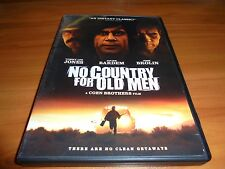 No Country for Old Men (DVD, Widescreen 2008) Josh Brolin,Tommy Lee Jones Used