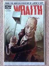 WRAITH #1 Variant By Joe Hill Very Rare IDW NM+