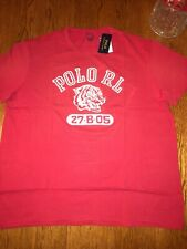 NWT! Men's Polo Ralph Lauren TIGER T Shirt- XL- Guaranteed Authentic!