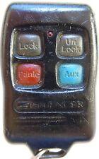 Keyless remote entry fob ELVMT6A clicker beeper starter control start phob bob