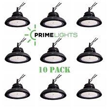 *10 PACK* - UFO High Bay 13,100 Lumens Daylight white 5000K - SAMSUNG LED CHIPS