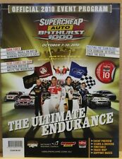 V8 Supercars Bathurst 1000 Official Race Program 2010 Excellent Condition