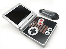 NES Classic Edition AGS-101 GameBoy Advance SP IPS V2 Mod Nintendo System Refurb