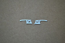 REVELL 1/25 1965 CHEVY IMPALA HOOD HINGES - 2 TOTAL PARTS!