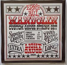 Ernie Ball 2323 Mandolin Strings stainless steel loop end 9-34