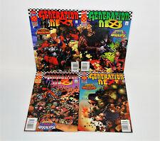Generation Next #1 2 3 4 Age of Apocalypse Comic Book Mini Series Set 1-4 X-men