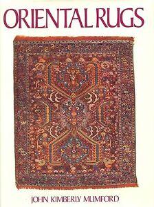 Antique Oriental Rugs - Materials Designs Weavings Origins / Scarce Illust. Book