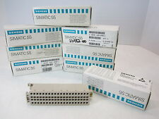 NEW - Siemens Simatic S5 - Lot of 8 6ES5 490-8MB11