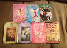 Lot of 7 Fairy books - Disney, Jewel Kingdom, Rainbow Magic