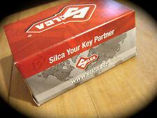 SILCA LW3 Keyblanks-Box Of Fifty- LOCKWOOD,Key Blank-FREE POST