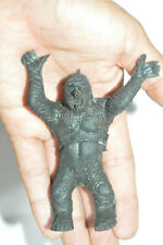 TOY MEXICAN FIGURE RUBBER GIANT GORILLA KING KONG MEXICO 70'S