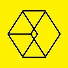 EXO - [LOVE ME RIGHT] 2nd Album Repackage Korean Ver CD+Foto Karte 72p Foto Buch