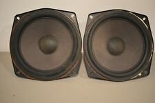 """New listing Pair of Ads 8"""" replacement woofers 206-0355"""
