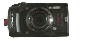 Olympus Tg-5 Digital Camera Black YQ