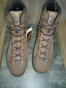 AKU MENS COMBAT HIGH LIABILITY BOOTS SIZE 12M  BRITISH ARMY ISSUE NEW