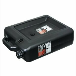 AdVenture 12L Oil Change Pan And Storer