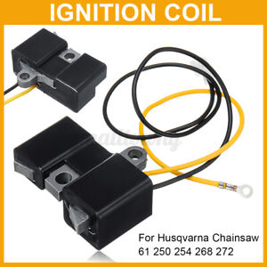 Replacement Ignition Coil For Husqvarna Chainsaw 61 250 254 268 272 Chainsaws