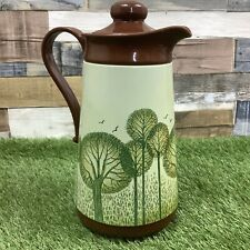 Vintage INTERPUR Insulated Liquid water THERMOS Coffee Pot - Retro 1970s Pitcher