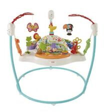 Fisher-Price Animal Activity Baby Jumperoo Colorful Bouncer Toy - New