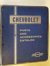 Ersatzteilkatalog / Parts Book Chevrolet Light Pick up, Van & Blazer 10-35 73-78