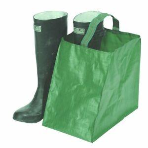 Bosmere G350 Muddy Wellington Boot Bag Garden Welly Storage Walking Hiking Bag