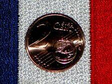 France 2016 Serie 2 Cent Ct C Piece Euro Neuve de Rouleau Qualite UNC