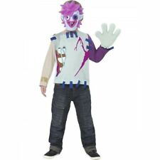 MOSHI MONSTERS 'ZOMMER' 10-12yrs BOYS COSTUME.