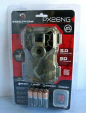Stealth Cam Px26Ng No Glo Digital Scouting Camera 8Mp Combo Kit