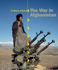 The War in Afghanistan (Timelines)-ExLibrary